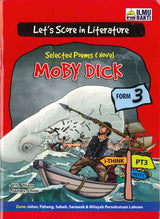 Let's Score In Literature (Selected Poems & Novel Moby Dick) Form 3