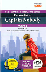 Understanding Literature Series (Poems And Novel) Captain Nobody Form 5