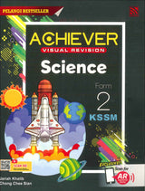 Achiever Visual Revision (Science) Form 2