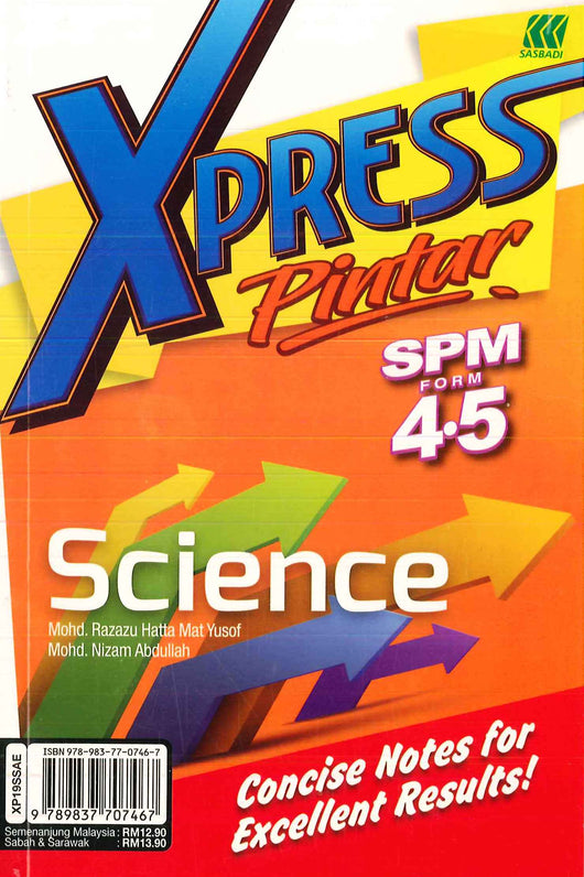 Xpress Pintar SPM (Science) Form 4.5