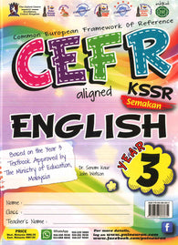CEFR Aligned (English) Year 3