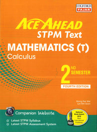 Ace Ahead STPM (Mathematics T) (Calculus) 2nd Semester