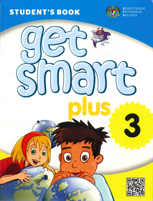 Student's Book (Get Smart) Plus 3 SK