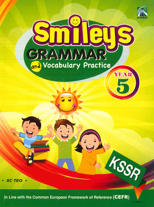 Smileys (Grammar & Vocabulary) Practice Year 5