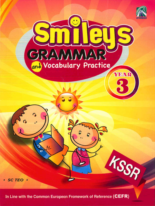 Smileys (Grammar & Vocabulary) Practice Year 3