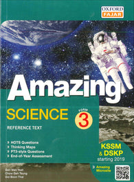 Amazing (Science) Form 3