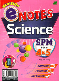 ENotes (Science) SPM