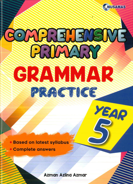 Comprehensive Primary (Grammar) Practice Year 5