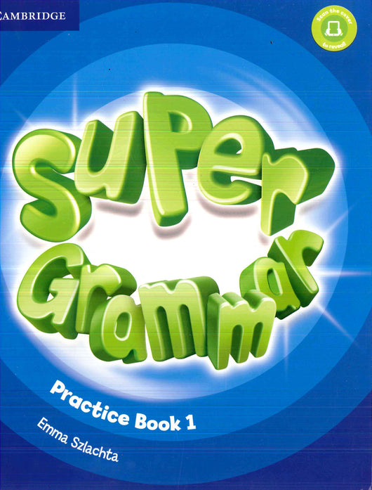 Super (Grammar) Practice Book 1