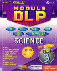 Module DLP (Science) Form 3