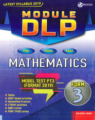 Module DLP (Mathematics) Form 3