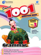 Smart 1001 Question Bank (Grammar) Year 3