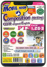 Revisi Mobil KSSM Composition (Writing) CEFR Aligned (English) Form 1,2 & 3