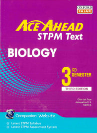 Ace Ahead STPM Text (Biology) 3rd Semester
