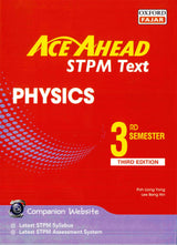 Ace Ahead STPM Text (Physics) 3rd Semester