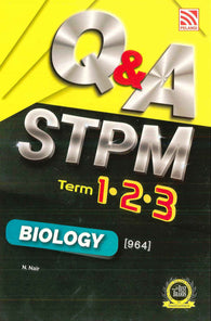 Q&A STPM (Biology) Term 1.2.3