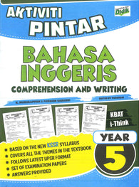 Aktiviti Pintar (Bahasa Inggeris) (Comprehension And Writing) Year 5