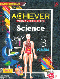Achiever Visual Revision (Science) Form 3