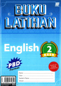 Buku Latihan (English) Year 2