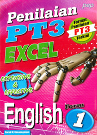 Penilaian PT3 Excel (English) Form 1