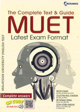 The Complete Text & Guide (Muet) Latest Exam Format