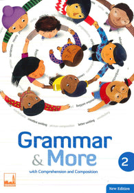 Grammar & More With Comprehension And Composition 2