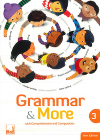 Grammar & More With Comprehension And Composition 3