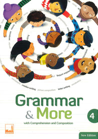 Grammar & More With Comprehension And Composition 4