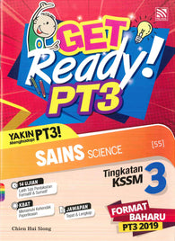 Get Ready (Sains/Science) Tingkatan 3