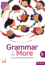 Grammar & More With Comprehension And Composition 5