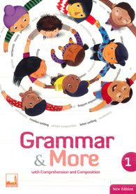 Grammar & More With Comprehension And Composition Year 1