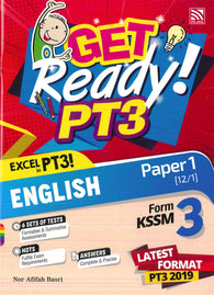 Get Ready (English) (Paper 1) Form 3