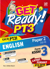 Get Ready (English) (Paper 2) Form 3