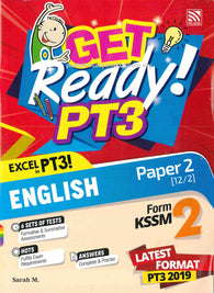 Get Ready (English) (Paper 2) Form 2