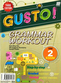Gusto (Grammar Workout) Form 2