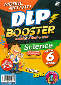 Modul Aktiviti DLP Booster (Science) (Bilingual) Year 6