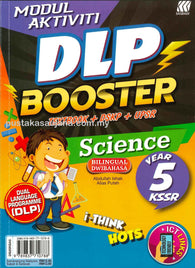 Modul Aktiviti DLP Booster (Science) (Bilingual) Year 5