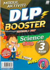 Modul Aktiviti DLP Booster (Science) (Bilingual) Year 3