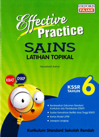 Effective Practice (Sains) Tahun 6