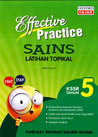 Effective Practice (Sains) Tahun 5