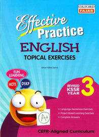Effective Practice (English) Year 3
