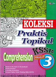 Koleksi Praktis Topikal (Comprehension) Year 3