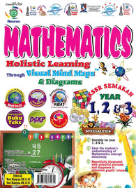Holistic Learning Through Visual Mind Maps & Diagrams (Mathematics) Year 1,2,3