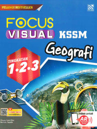 Focus Visual (Geografi) Tingkatan 1.2.3