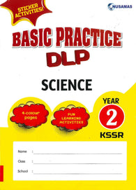 Basic Practice DLP (Science) Year 2