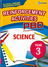 Reinforcement Activities PBD (Science) Year 3