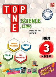 Top One (Science/Sains) Form 3