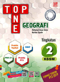 Top One (Geografi) Tingkatan 2