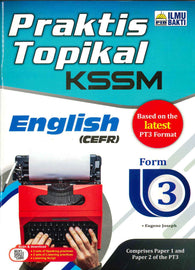 Praktis Topikal (English) Form 3