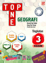 Top One (Geografi) Tingkatan 3